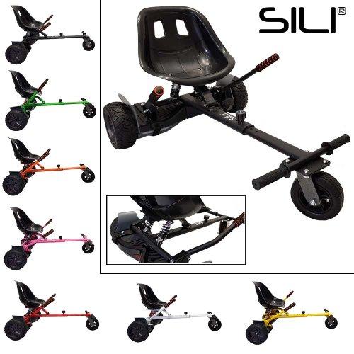 SILI® Off Road Suspension Kart for Hoverboard