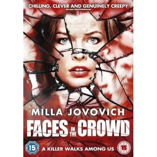 Faces In The Crowd DVD [2012]