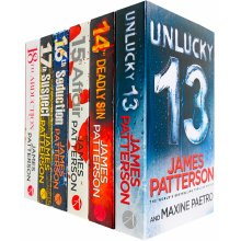 Womens Murder Club 6 Books Collection Set by James Patterson