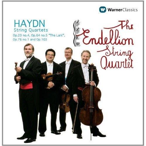 Endellion String Quartet - Haydn: Op 20 No.4, Op 64 No.5 the Lark, Op 76 No.1, Op 103 (2 Short Movts) [CD]