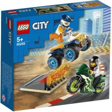 Lego City 60255 Stunt Team Construction Playset