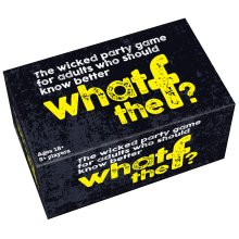 What The F? Party Card Game