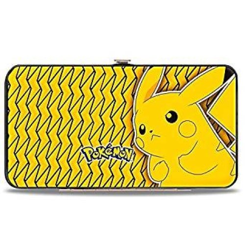 Hinge Wallet - Pokemon - V.19 Toys New Licensed hw-pku