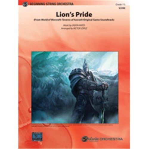 Alfred 00-35911 LIONS PRIDE-PBS