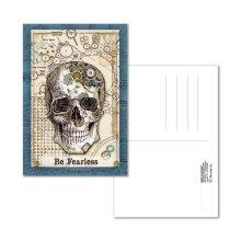 Stamperia Postcard 10x15cm Mechanical Fantasy