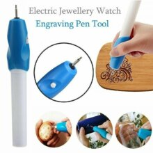 Engraving Etching Pen Hobby Craft Rotary Handheld Tool For Jewellery