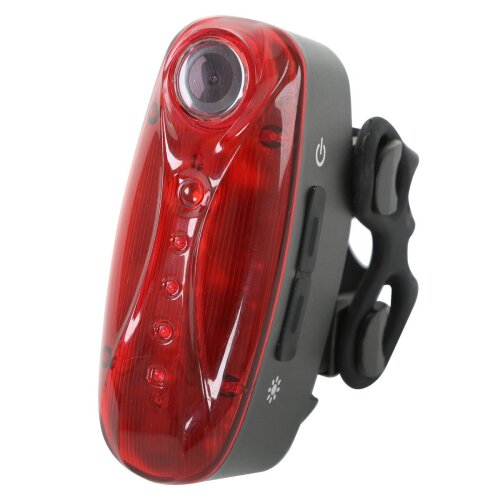 ETC Watchman Action Camera With Rear Light