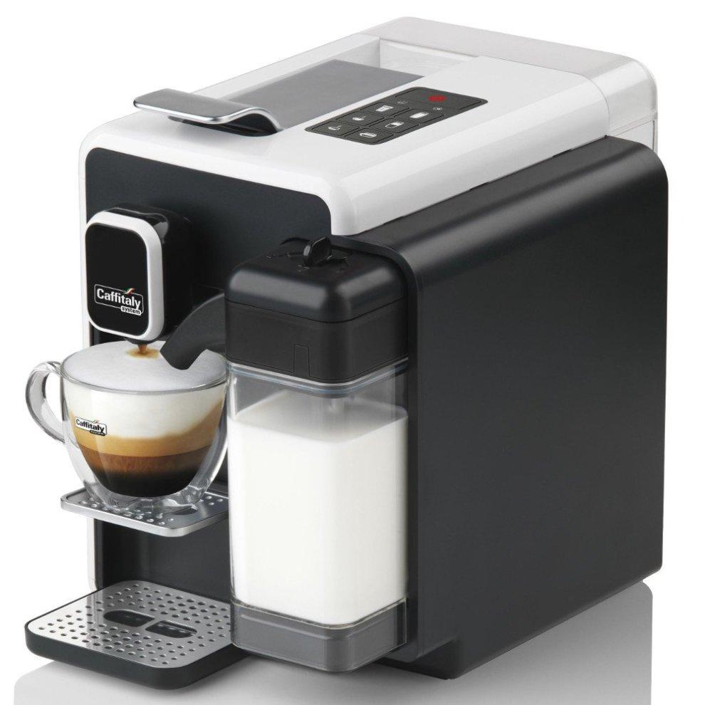 Caffitaly S22 Capsule Coffee Maker BlackWhite