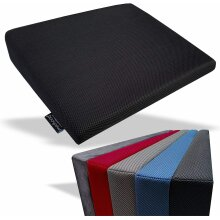 Memory Foam Back Support Cushion Seat Chair Wedge