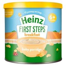 Heinz 4+ Months Baby Creamy Oat Porridge 240g
