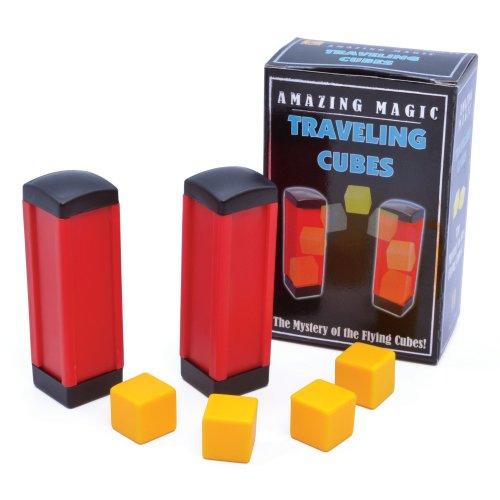 Teleporting Cubes Magic Trick - Tricks Magician Fancy Dress Adult All Kinds -  magic tricks magician fancy dress adult all kinds miniature halloween