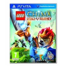 LEGO Legends of Chima: Laval's Journey (Playstation Vita) - Used