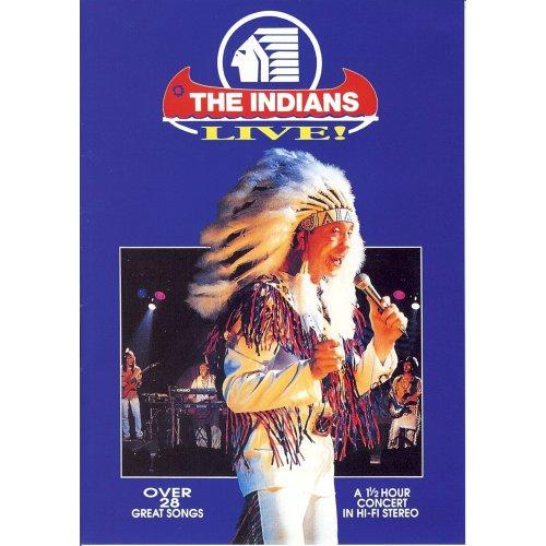 Indians - Live! DVD