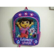 "Dora Backpack ""Explorers Wanted"""