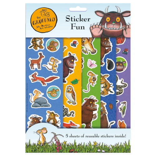 The Gruffalo Sticker Fun