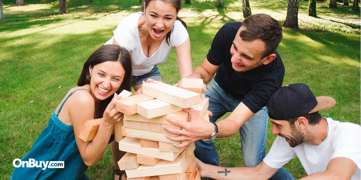 10 Adult-only Twists On Classic Outdoor Games