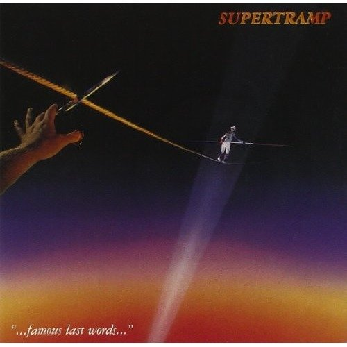 Supertramp - Famous Last Words [CD]