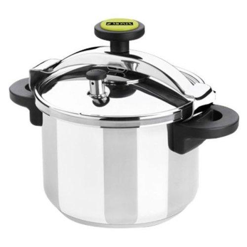 Monix Stainless Steel 10L Pressure Cooker