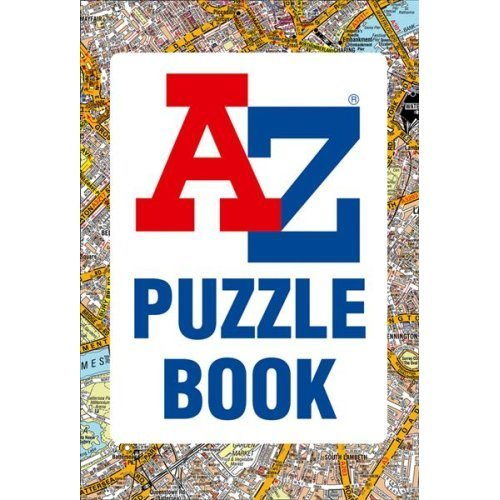 A -Z Puzzle Book