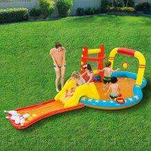 Lil' Champ Splash Pool and Play Centre Paddling Pool Kids, Bestway UK Stock