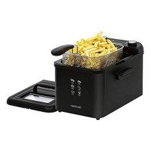 Deep-fat Fryer Cecotec CleanFry Infinity 4000 4 L 3270W Black