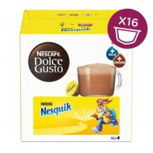 Nescafe Dolce Gusto Nesquik Hot Chocolate (pack of 3)