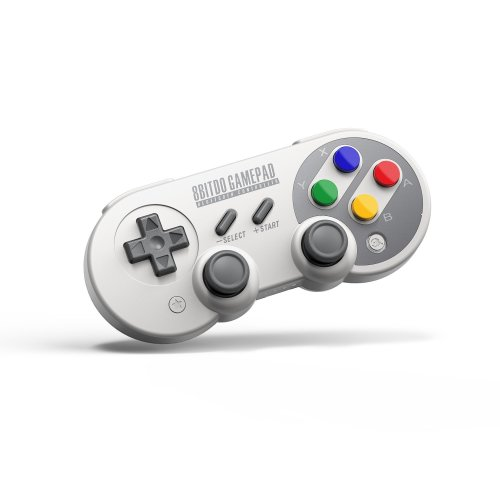 8BitDo SF30 Pro Bluetooth Gamepad   Retro Bluetooth Controller