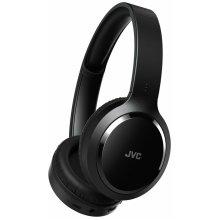 JVC HA-S80BN Wireless On-Ear Noise Cancelling Headphones - Black - Refurbished