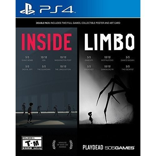 INSIDE LIMBO Double Pack PlayStation 4