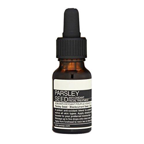 Aesop Parsley Seed Anti-Oxidant, Facial Treatment, 0.5 Ounce
