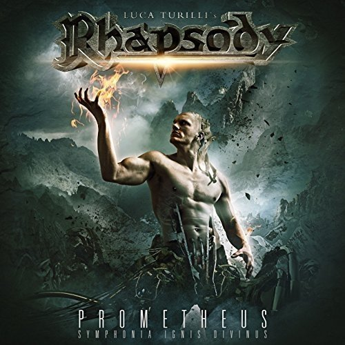 Rhapsody Luca Turillis - Prometheus -symphonia Ignis Divinus [CD]