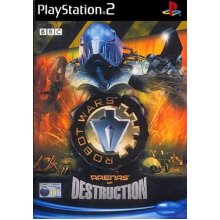 Robot Wars: Arenas of Destruction (PS2) - Used