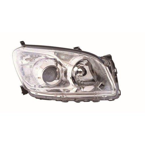 Toyota Rav-4 2008-2009 Headlight Headlamp Drivers Side Right