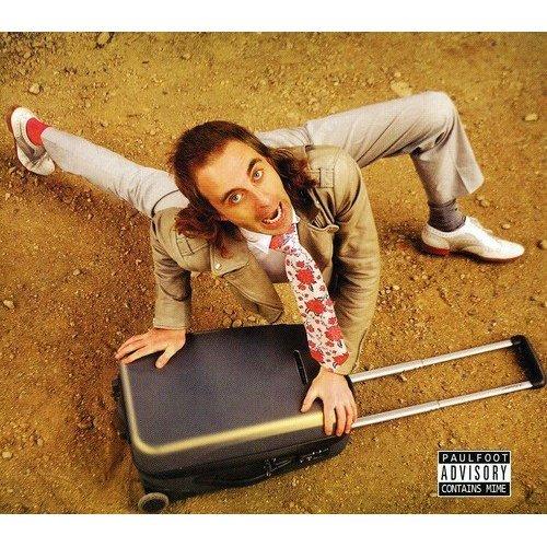 Paul Foot - Ash In The Attic [CD]