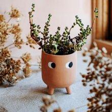 Sass & Belle Leggy Small Terracotta Planter