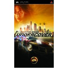 Need For Speed: Undercover (PSP) - Used