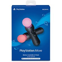 PlayStation Move Motion Controllers Two Pack