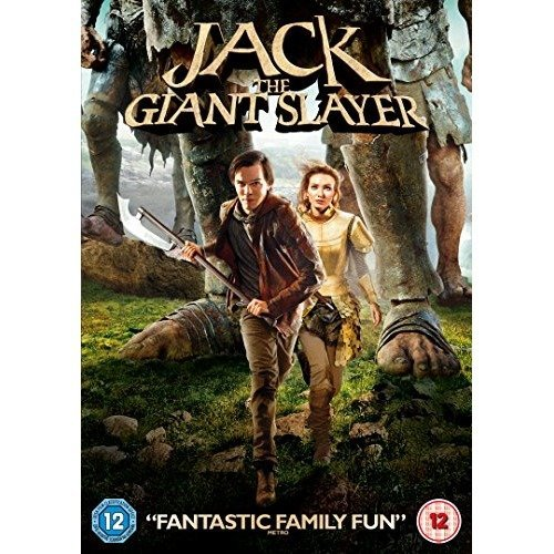 Jack The Giant Slayer DVD [2013]