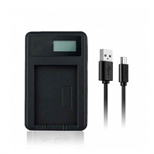 DCR-SR82E DCR-SR87 DCR-SR87E Handycam Camcorder Portable USB Battery Charger for Sony DCR-SR82 DCR-SR85E DCR-SR85