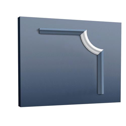 Orac Decor P8030C LUXXUS Corner Element for Moulding Cornice Stucco Decoration