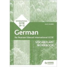 Pearson Edexcel International GCSE German Vocabulary Workbook