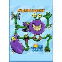 Rio Grande RIO467 Monster Factory Fantasy Board Game