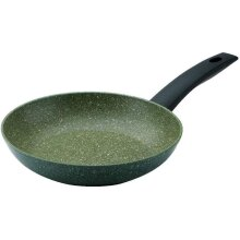 Prestige Eco Non-Stick Frying Pan Green, Induction, Recyclable - PFOA Free, 24cm