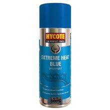 HycoteVHT Extreme Heat Blue Spray Paint - 400ml