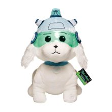 """Rick and Morty Galactic Snowball Plushie 12"""" with Sound"""