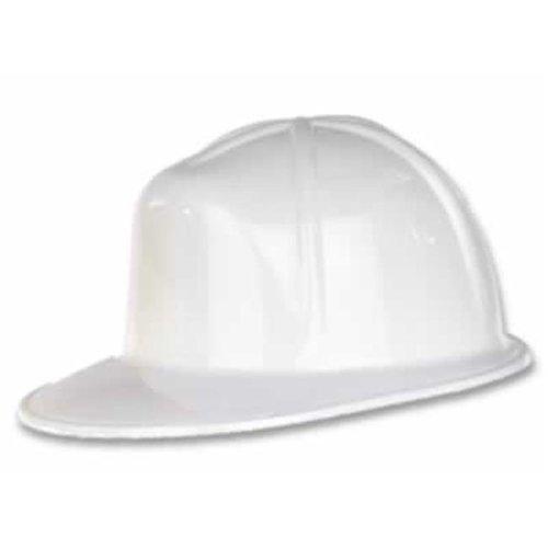 DDI 544797 White Plastic Construction Helmet Case of 48