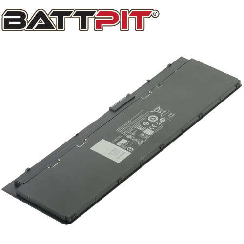 BattPit Battery for Dell 0KWFFN 451-BBFW 451-BBFX FW2NM GVD76 HJ8KP J31N7 KWFFN NCVF0 WD52H Latitude E7240 E7250 [6080mAh/45Wh]
