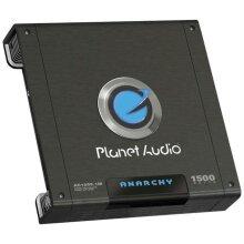 Planet Audio Ac1500.1M Anarchy Class Ab Mono Amplifier - 1500W Max; 700W X 1 @ 4 Ohm; 1100W X 1 @ 2