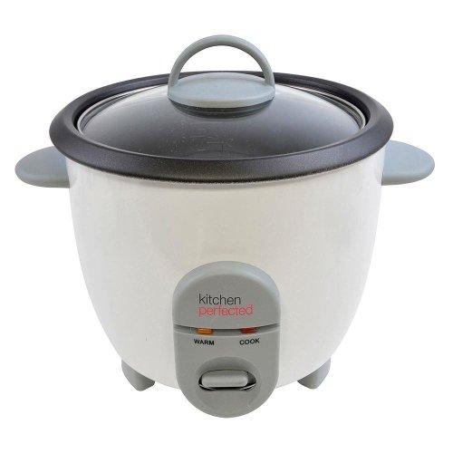 Lloytron KitchenPerfected Automatic Non Stick Rice Cooker 350W 0.8L (E3302)