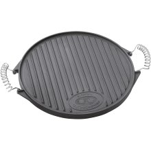 Outdoorchef Small Griddle Plate Compatible with 420 BBQ